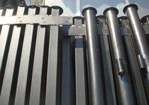 Металлические столбы в Ишимбае изготовление и монтаж г.Ишимбай